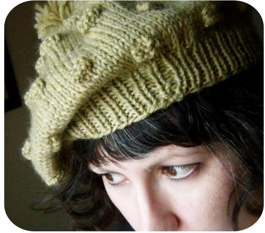 Irish Beret Knitting Pattern : 301 Moved Permanently