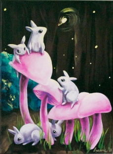 Glo Bugs and Magic Night Bunnies